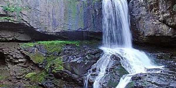 Cascata da Usina Velha.