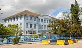Viamão - Colégio Stella Maris em Viamão-Foto:ANELISE KUNRATH
