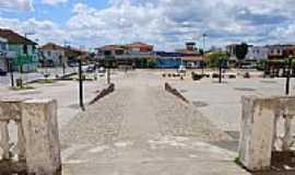 Viamão - Praça da Igreja Matriz em Viamão-Foto:ANELISE KUNRATH