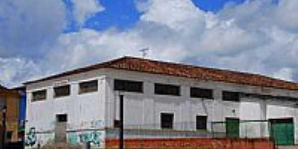 Viamão-RS-Salão Paroquial da Igreja de N.Sra.da Conceição-Foto:ANELISE KUNRATH