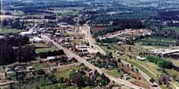 Vista parcial da cidade