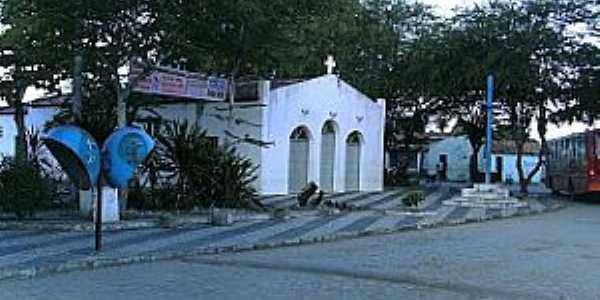 Matinha-BA-Igreja de Matinha-Foto:feiracidadeprincesa.