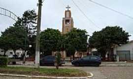 Vila Nova do Sul - Igreja-Foto:PCRAPAKI-TRAMANDAÍ-R…