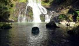 Vista Alegre do Prata - cascata marcelino-donin, Por ALCEU DONIN