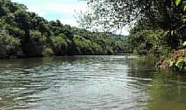 Vista Gaúcha - Rio Guarita-Foto: claudiosir