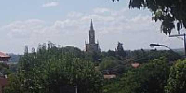 vista da igreja , por mpolako
