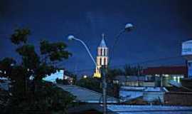 Xangri-Lá - Xangri-Lá-RS-Vista noturna do centro-Foto:Cris Tafras