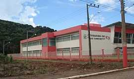 Abdon Batista - Abdon Batista-SC-Colégio Luiz Zanchett-Foto:cicero r maciel