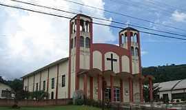 Abdon Batista - Abdon Batista-SC-Santuário de N.Sra.da Saúde-Foto:cicero r maciel
