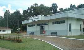 Abdon Batista - Abdon Batista-SC-Terminal Rodoviário-Foto:cicero r maciel