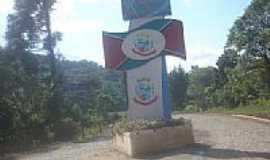 Abdon Batista - Portal de entrada da cidade de Abdon Batista-Foto:Sergio Luiz Zampieri