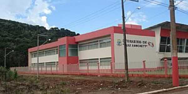 Abdon Batista-SC-Colégio Luiz Zanchett-Foto:cicero r maciel