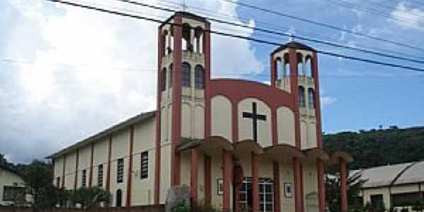 Abdon Batista-SC-Santuário de N.Sra.da Saúde-Foto:cicero r maciel