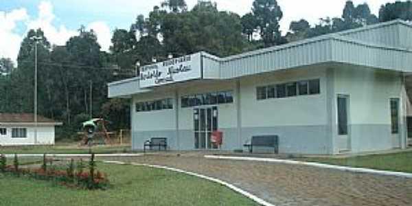 Abdon Batista-SC-Terminal Rodoviário-Foto:cicero r maciel