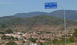 Miguel Calmon - Entrada Sul da cidade de Miguel Calmon-BA-Foto:belitardo