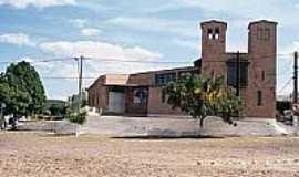 Miguel Calmon - Igreja Matriz de Miguel Calmon-BA-Foto:Alex Fetografias