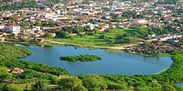 Miguel Calmon-BA-Vista aérea da cidade-Foto:Alex fotografias