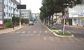 Abelardo Luz - Abelardo Luz-SC-Avenida Get�lio Vargas-Foto:diko_zonta