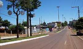 Abelardo Luz - Abelardo Luz-SC-Avenida Principal-Foto:THIAGO DAMBROS