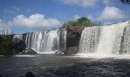 Abelardo Luz - Abelardo Luz-SC-Cachoeira na Prainha Camping-Foto:diko_zonta