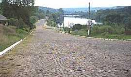 Abelardo Luz - Abelardo Luz-SC-Lago no Parque das Quedas-Foto:diko_zonta