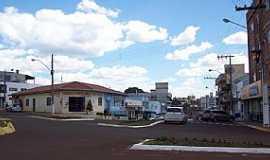 Abelardo Luz - Abelardo Luz-SC-Rua central-Foto:THIAGO DAMBROS