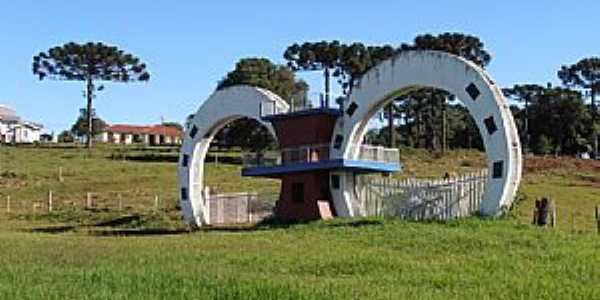 Abelardo Luz-SC-Portal da Ferradura-Foto:THIAGO DAMBROS