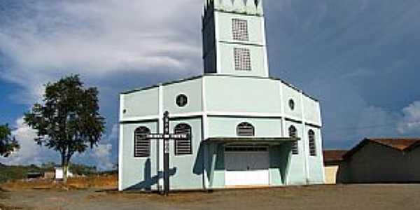 Agrolândia-SC-Capela de São Luis-Foto:Ivo Kindel