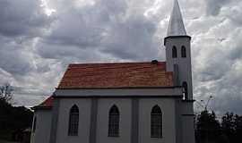 Agronômica - Agronômica-SC-Igreja de Confissão Luterana-Foto:Angelo Carlos Ronchi
