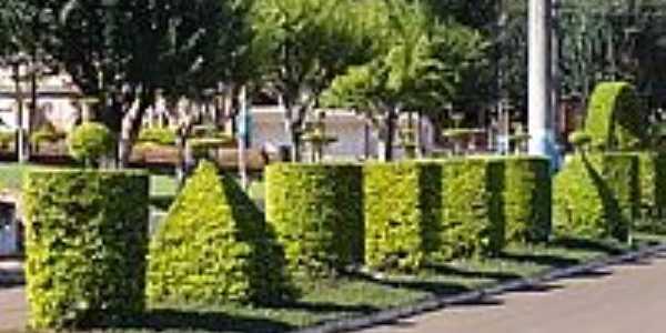 Jardim Municipal-Foto:Sergio Luiz Zampieri