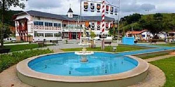 Imagens da cidade de Águas Mornas - SC