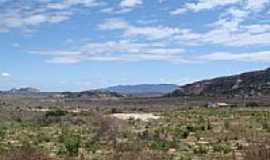 Milagres - Deserto da região de Milagres-BA-Foto:Marcelo S F