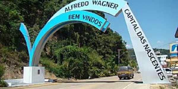 Imagens da cidade de Alfredo Wagner - SC