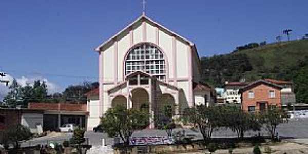 Igreja Matriz de Alfredo Wagner - por Angelo Carlos Ronchi