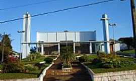 Alto Bela Vista - Alto Bela Vista-SC-Igreja Católica-Foto:Auri Brandão