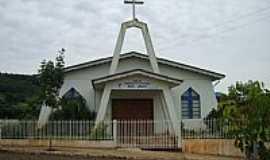 Alto Bela Vista - Alto Bela Vista-SC-Igreja de Confissão Luterana-Foto:Auri Brandão
