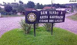 Anita Garibaldi - Anita Garibaldi-SC-Entrada da cidade-Foto:www.cidade-brasil.com.br