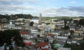 Anita Garibaldi - Anita Garibaldi-SC-Vista da �rea central da cidade-Foto:bandsc.com.br