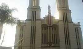 Antônio Carlos - Igreja de Antônio Carlos-Foto:Miguel Arcanjo Sousa