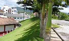 Antônio Carlos - Rua e vista parcial de Antônio Carlos-Foto:ivonet..