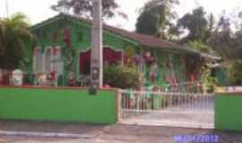 Araquari - CASA ENFEITADA P/NATAL 2012, Por ROSA MARIA