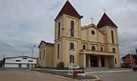 Araquari - Igreja Bom Jesus em Araquari-SC-Foto:Sargento.A@C
