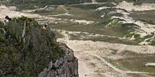 Vista do Morro dos Conventos em Araranguá-SC-Foto:Brenner W. C.