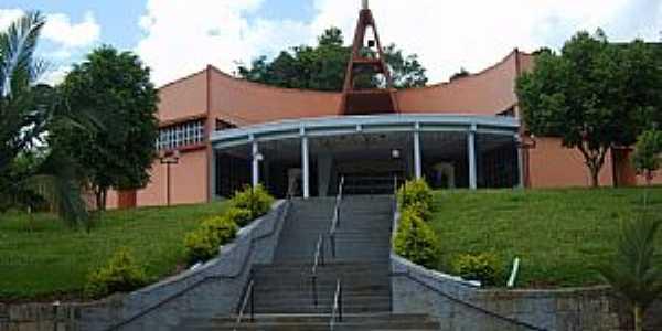 Arvoredo S.C. Igreja Matriz - por Auri Brandão