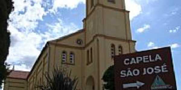 Capela São José-Foto:Evandro Cristofolini