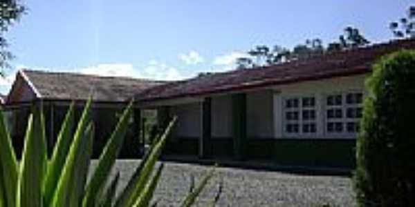 Escola de Educação Básica Letícia Possamai-Foto:Angelo Ronchi