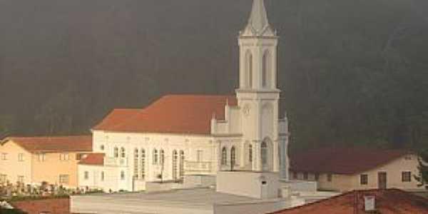 Igreja Matriz de Aurora - SC - Foto Ivo Kindel