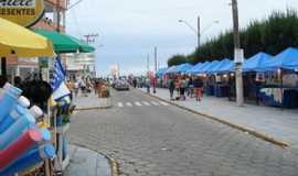 Balne�rio Arroio do Silva - Feirinha em Balne�rio Arroio do Silva-SC-Foto:DjanMarques