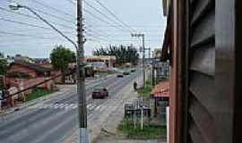 Balne�rio Arroio do Silva - Rua de Balne�rio Arroio do Silva-SC-Foto:DjanMarques