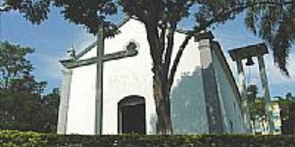 Capela de N.Sra.do Bom Sucesso no Bairro da Barra em Balneário Camboriú-SC-Foto:Wolfgang Wodeck